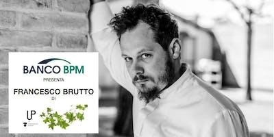 Showcooking con lo chef Francesco Brutto | Evento a cura di BancoBpm