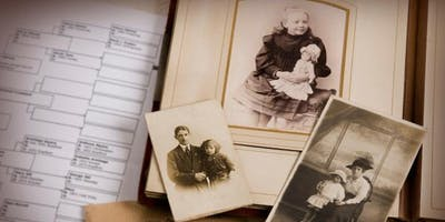Heritage Library Winter, 2019 Ancestry Classes