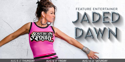 Feature Entertainer: Jaded Dawn