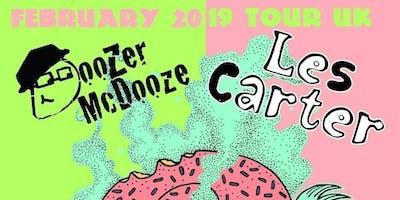 Smokin' Donuts (Les Carter & Doozer McDooze) at the Dog & Parrot