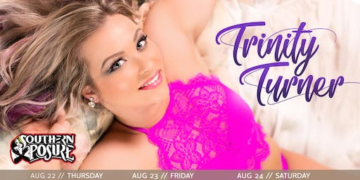 Feature Entertainer: Trinity Turner