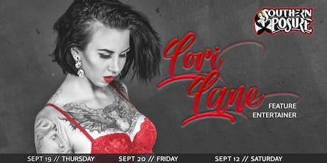Feature Entertainer: Lori Lane tickets