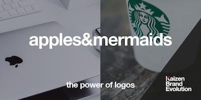 Apples & Mermaids: A workshop on Logo Design