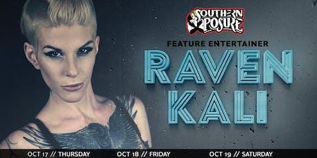 Feature Entertainer: Raven Kali tickets