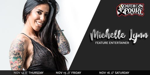 Feature Entertainer: Michelle Lynn