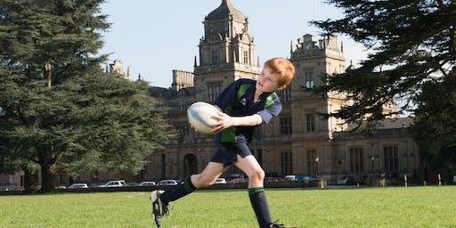 Pre-Season Rugby Camp