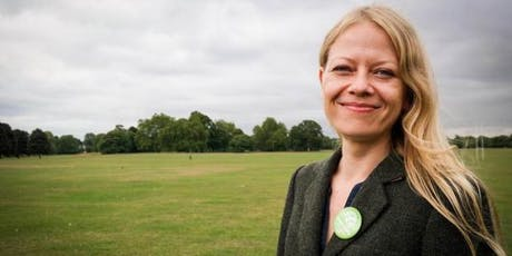 Resurgence Talks: Green Changes Everything with Siân Berry tickets
