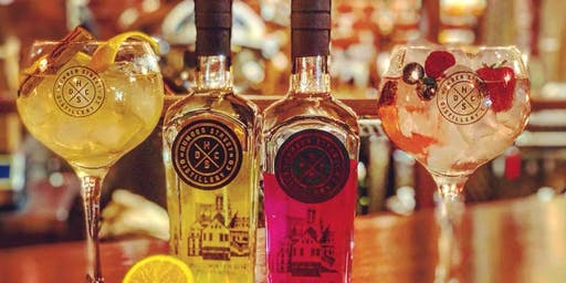 Meet the Producer- Humber Street Distillery Co (An evening of Gin Tasting)
