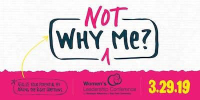 2019 Women's Leadership Conference - Sponsorship Opportunities