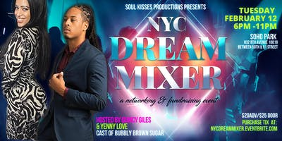 NYC Dream Mixer: The Hottest Networking Event For Creative Professionals