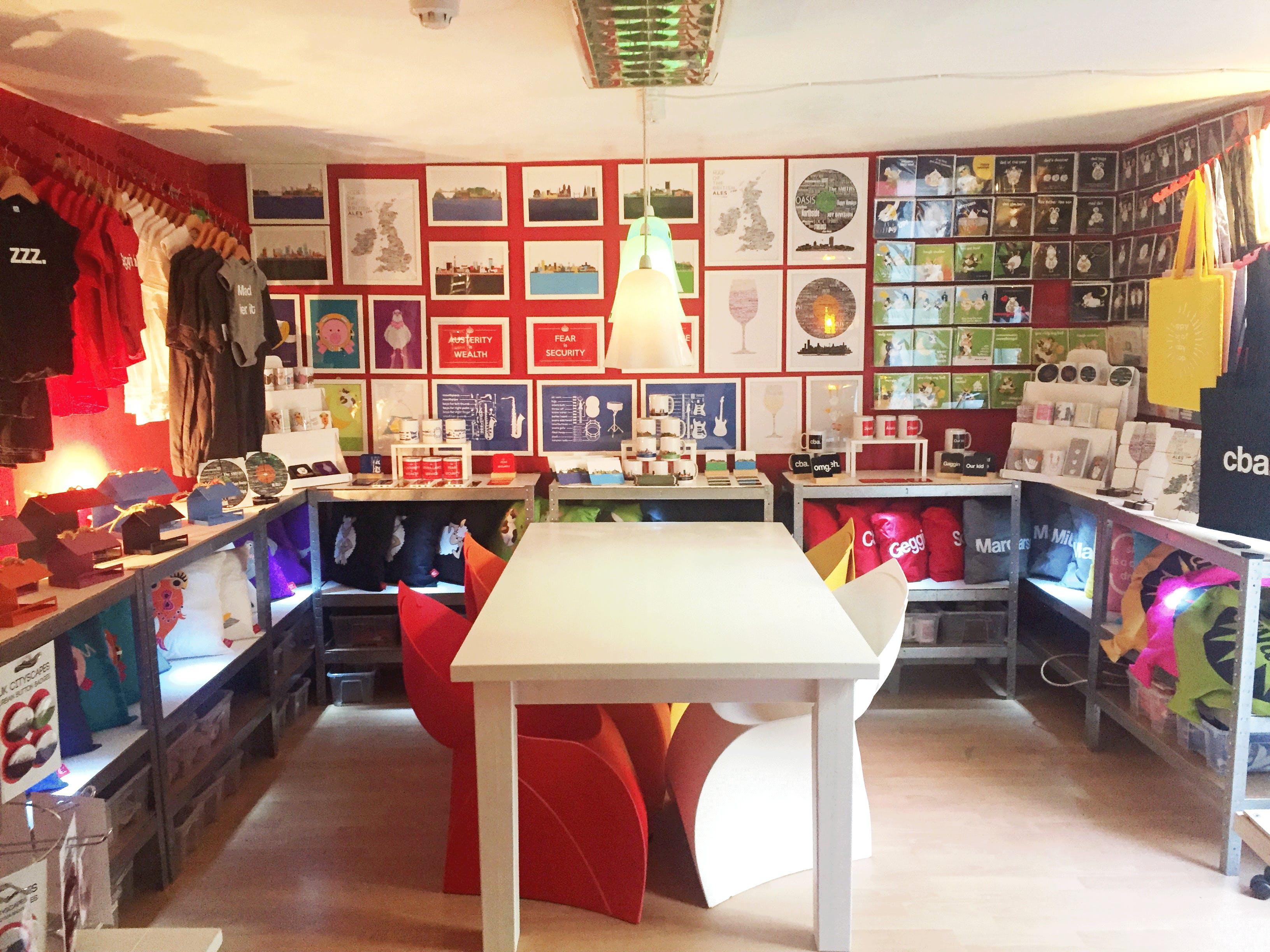 Personalised Christmas gift making workshop