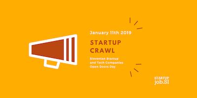 Startup Crawl 2019: Eighteenplus
