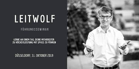 LEITWOLF - Führungsseminar (Düsseldorf - 31.10.2019) Tickets