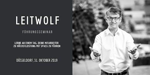 LEITWOLF - Führungsseminar (Düsseldorf - 31.10.2019)