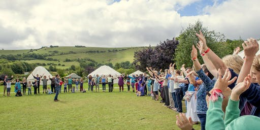 Sun and Moon Wellness & Wellbeing Festival 2019