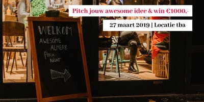 Awesome Almere Pitch Night #1