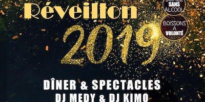 reveillon oriental 2019 ESPACE VIVIANI
