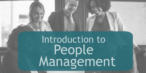 Introduction to People Management (2 Day Course)