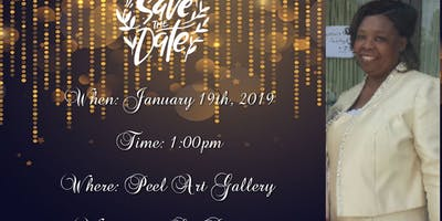 Come celebrate with us as we honour Doreen\