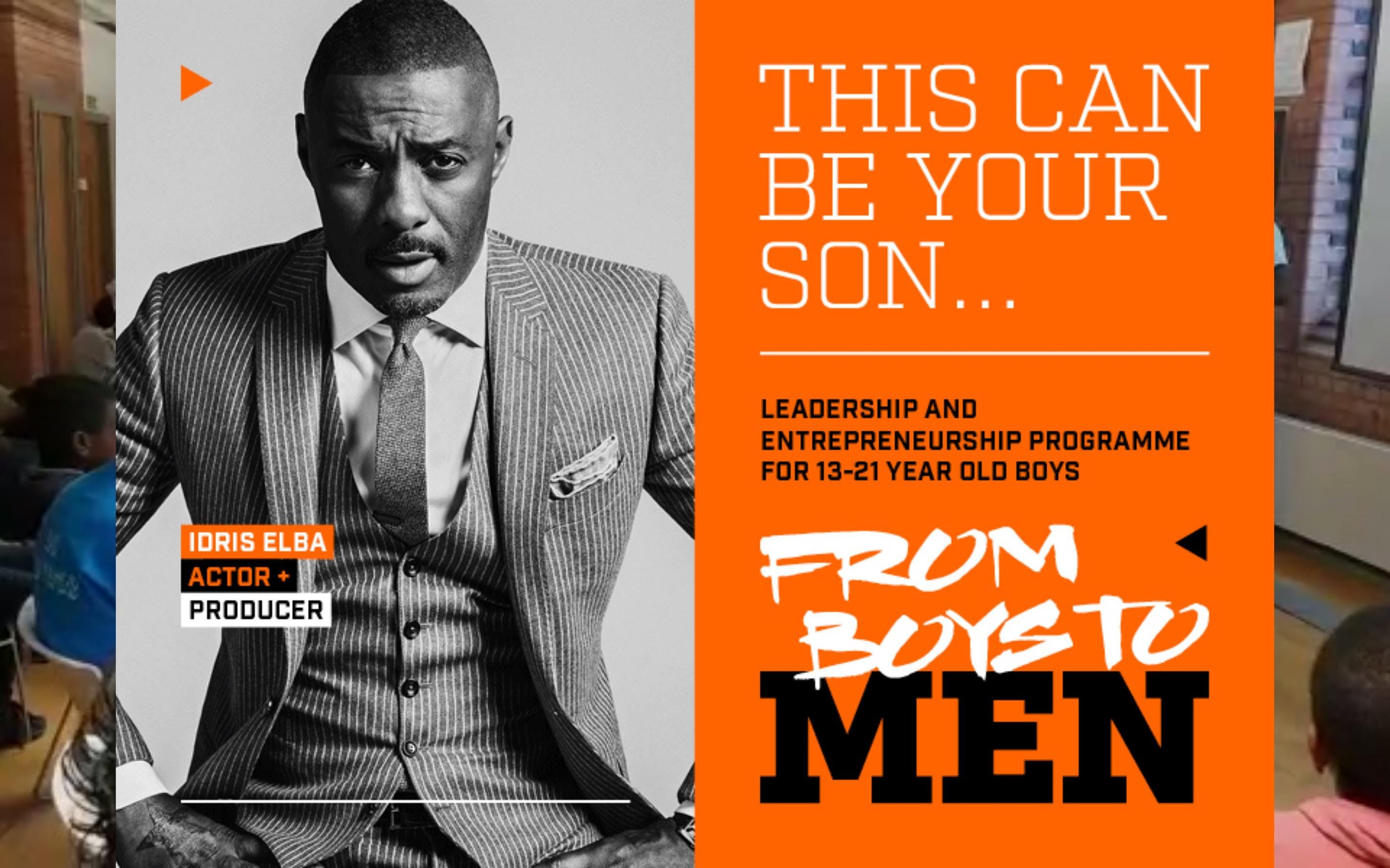 From Boys To Men Motivational Event for teena