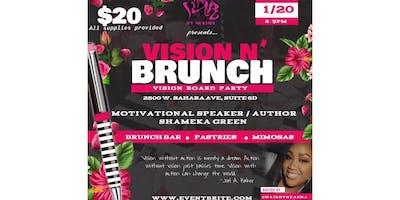 Vision N' Brunch