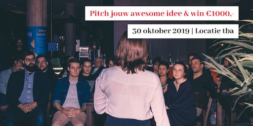 Awesome Almere Pitch Night #3