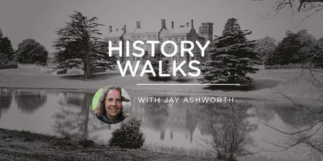 History Walks 2019 with Jay Ashworth tickets