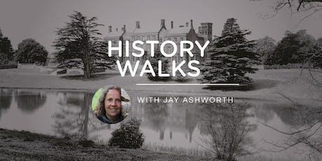 History Walks 2019 with Jay Ashworth tickets