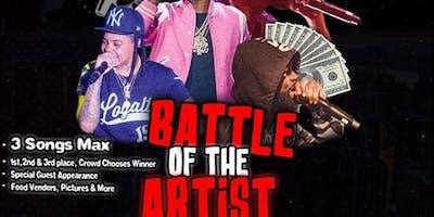 Battle of the Artist