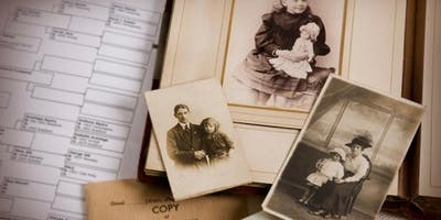 Heritage Library Beaufort Branch Winter, 2019 Genealogy Classes