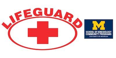 LG: Lifeguard Training - PE143 001