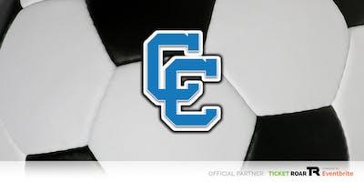 Carter vs Hillcrest JV/Varsity Soccer (B&G)
