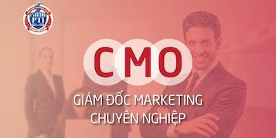 Ưu đãi đặc biệt khoá học: Giám đốc Marketing chuyên nghiệp