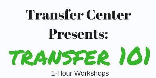 Truman College Transfer 101 Workshop