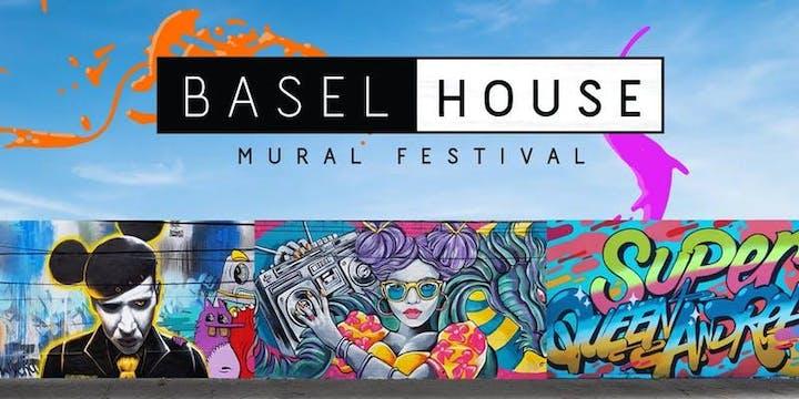Basel House - 3 Day Art Basel Mural Festival in Wynwood