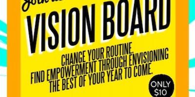 2019 Vision Board Event