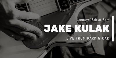 Live Music By Jake Kulak