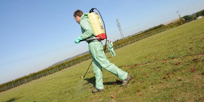 Pesticides Application, Hand Held or Knapsack Sprayers (PA6a)