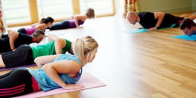 Pilates Monday 7.30pm JANUARY Term - 6 week class