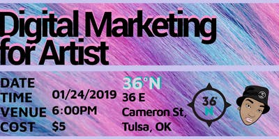 Digital Marketing for Artist by GotSteeze.net
