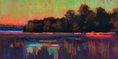 3 Full Days: Painting the Lowcountry Landscape in Oil, Acrylic or Pastel w/ GUEST instructor Susan Mayfield