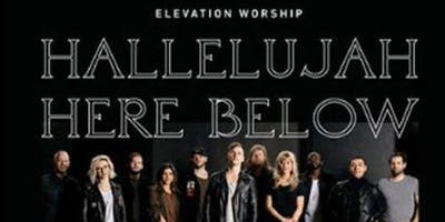 Elevation Worship - Hallelujah Here Below 2019 - Tour Volunteer - Albuquerque, NM