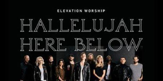 Elevation Worship - Hallelujah Here Below 2019 - Tour Volunteer - Phoenix, AZ (Tempe)