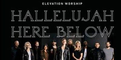 Elevation Worship - Hallelujah Here Below 2019 - Tour Volunteer - Sacramento, CA