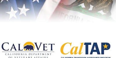California Transition Assistance Program Marine Corps Recruit Depot San Diego