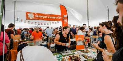 11th Annual Vermont Cheesemakers Festival