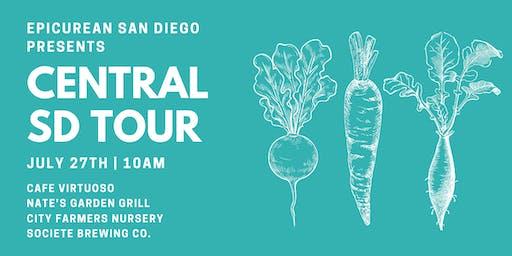 Central San Diego Culinary Tour