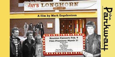 Jay's Longhorn Film Premiere