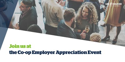 Co-op Employer Appreciation Mix & Mingle