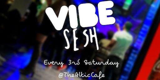 Nasja Moné Presents: Vibe Sesh